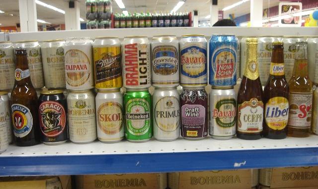 ブラジルのビール事情は驚くことばかり⁉︎極限までキンキンに…