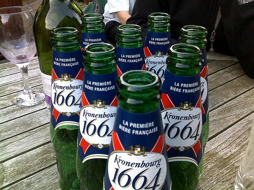 フランスでは飲まれないビール?最近、飲まれるわけとは