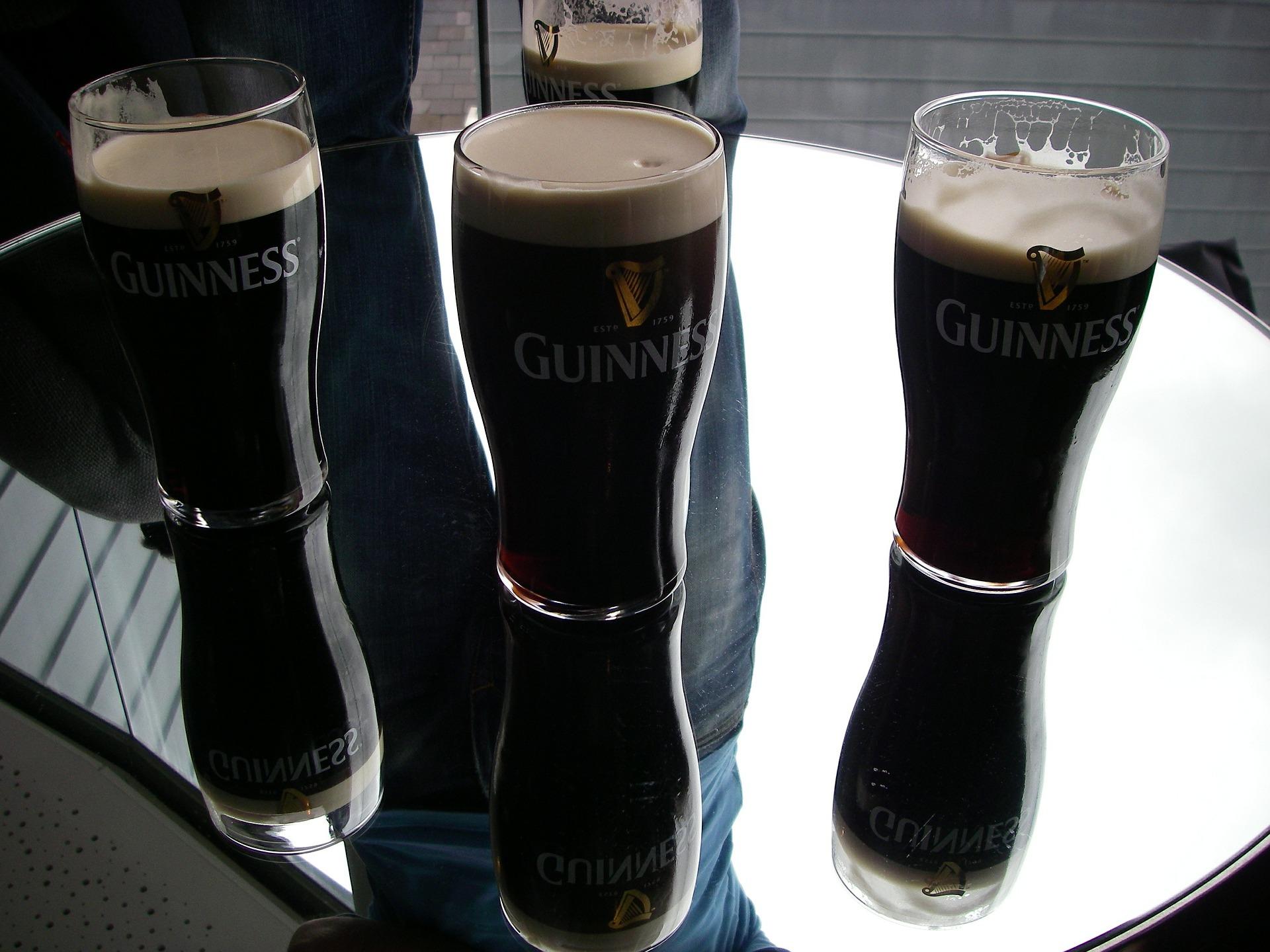 黒ビールの定番!アイルランド・ギネスビールの美味しい飲み方の5つのコツ!