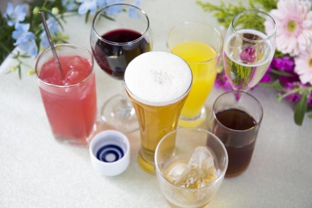 お酒が強くなくても楽しめる低アルコールのおすすめ5種