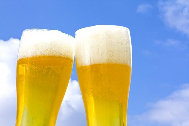 日本の5大ブランドのビールの違い
